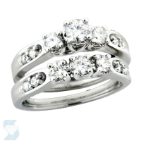 03731 1.51 Ctw Bridal Engagement Ring