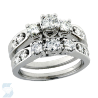 03732 1.03 Ctw Bridal Engagement Ring