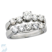 3733 1.50 Ctw Bridal Engagement Ring