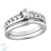 3736 0.49 Ctw Bridal Engagement Ring