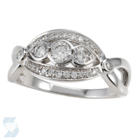 03753 0.46 Ctw Fashion Fashion Ring