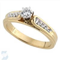 3768 0.20 Ctw Bridal Engagement Ring