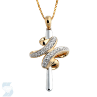 3781 0.25 Ctw Fashion Pendant
