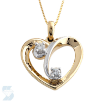 03783 0.12 Ctw Fashion Pendant