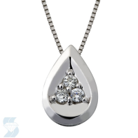 3791 0.09 Ctw Fashion Pendant