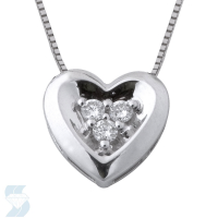 03795 0.09 Ctw Fashion Pendant