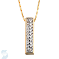 3815 0.35 Ctw Fashion Pendant