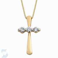 3833 0.22 Ctw Fashion Pendant