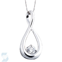 3851 0.25 Ctw Fashion Pendant