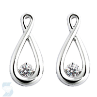 3852 0.26 Ctw Fashion Earring