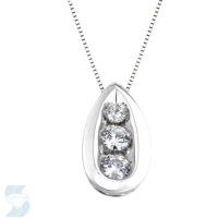 03885 0.98 Ctw Fashion Pendant