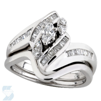 03899 0.62 Ctw Bridal Engagement Ring