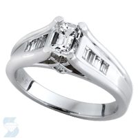 03900 1.05 Ctw Bridal Engagement Ring