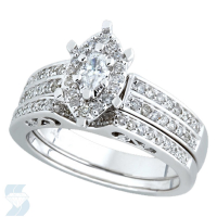 03901 0.64 Ctw Bridal Engagement Ring