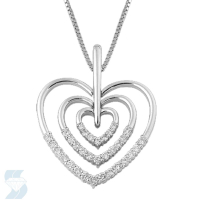 03910 0.25 Ctw Fashion Pendant