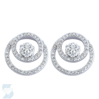 3911 0.73 Ctw Fashion Earring