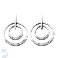 3915 0.23 Ctw Fashion Earring
