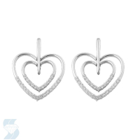 03917 0.26 Ctw Fashion Earring