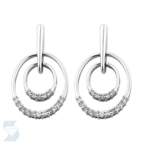 03918 0.25 Ctw Fashion Earring