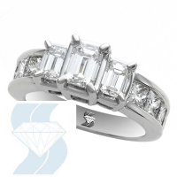 03919 2.10 Ctw Bridal Engagement Ring