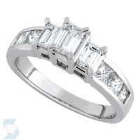 03920 1.58 Ctw Bridal Engagement Ring