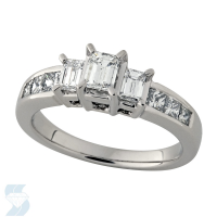 03921 1.03 Ctw Bridal Engagement Ring