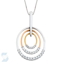 03923 0.24 Ctw Fashion Pendant