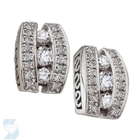 03986 0.38 Ctw Fashion Earring