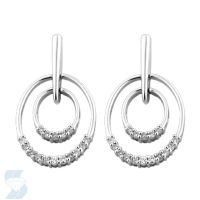 03988 0.25 Ctw Fashion Earring
