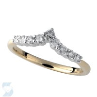 04013 0.35 Ctw Bridal Band