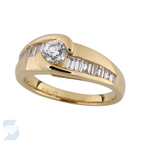 04050 0.99 Ctw Bridal Engagement Ring
