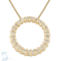 4053 0.23 Ctw Fashion Pendant