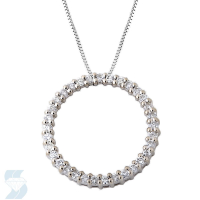 4054 0.48 Ctw Fashion Pendant