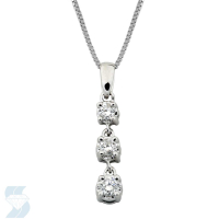 04056 0.24 Ctw Fashion Pendant