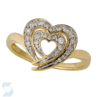 04060 0.24 Ctw Fashion Fashion Ring