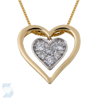 4062 0.24 Ctw Fashion Pendant
