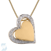 04079 0.10 Ctw Fashion Pendant