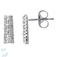 4087 0.32 Ctw Fashion Earring