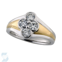 4092 0.80 Ctw Fashion Ring