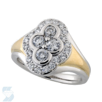 4093 1.23 Ctw Fashion Ring
