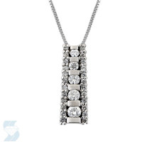 4094 0.32 Ctw Fashion Pendant