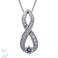 4095 0.50 Ctw Fashion Pendant