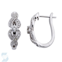 4096 0.44 Ctw Fashion Earring