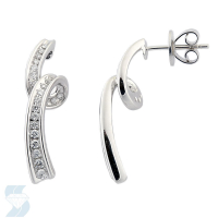 4100 0.36 Ctw Fashion Earring