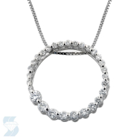 4163 0.61 Ctw Fashion Pendant