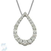 4250 1.11 Ctw Fashion Pendant