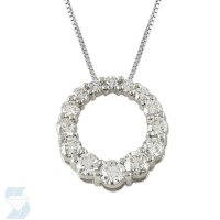 04252 1.00 Ctw Fashion Pendant