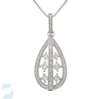 04253 1.01 Ctw Fashion Pendant