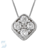 4254 1.03 Ctw Fashion Pendant