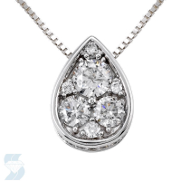 04256 1.02 Ctw Fashion Pendant
